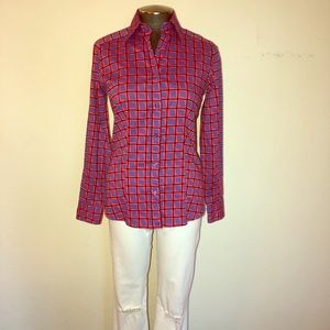Etro Tailored Button-Down Shirt